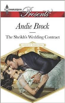 Sheikhs wedding contract
