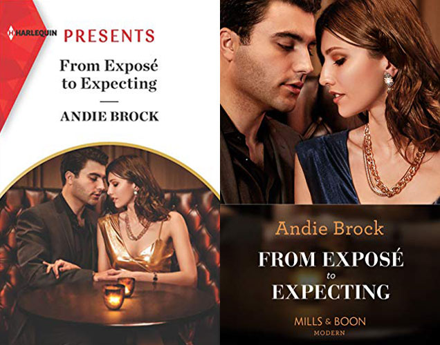 From Expose book cover